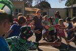 Sierra Foothill Charter School Students Appreciate Staff