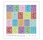 Postal Service Announces a Mystery Message in New Forever Stamps