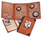 U.S. Mint Announces George H.W. Bush Coin and Chronicles Set Available on Friday, September 17, 2021
