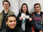 MCHS Academic Boosters Club Donates to Decathlon Students