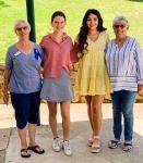 Mariposa Soroptimist Awards Scholarships to Mariposa County High School Seniors Jasmine Lopez and Ruby Yager